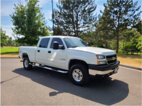 2007 Chevrolet Silverado 2500HD Classic for sale at Elite 1 Auto Sales in Kennewick WA