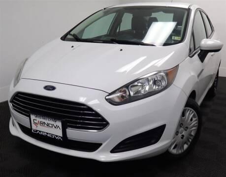 2015 Ford Fiesta for sale at CarNova in Stafford VA
