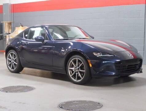 2021 Mazda MX-5 Miata RF for sale at CU Carfinders in Norcross GA