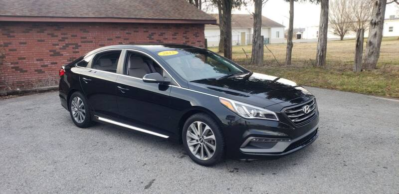 2015 Hyundai Sonata for sale at Elite Auto Sales in Herrin IL