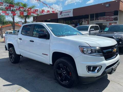 2019 Chevrolet Colorado for sale at Automaxx Of San Diego in Spring Valley CA