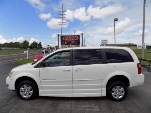 2009 Dodge Grand Caravan for sale at MYLENBUSCH AUTO SOURCE in O'Fallon MO