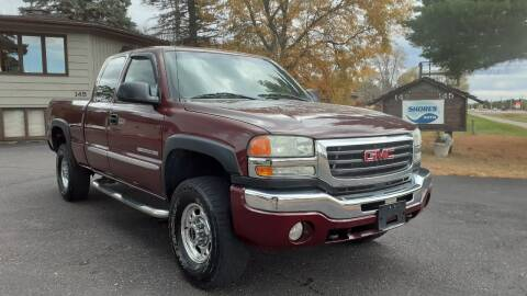2003 GMC Sierra 2500HD for sale at Shores Auto in Lakeland Shores MN