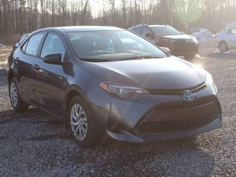 2018 Toyota Corolla for sale at Street Track n Trail - Vehicles in Conneaut Lake PA