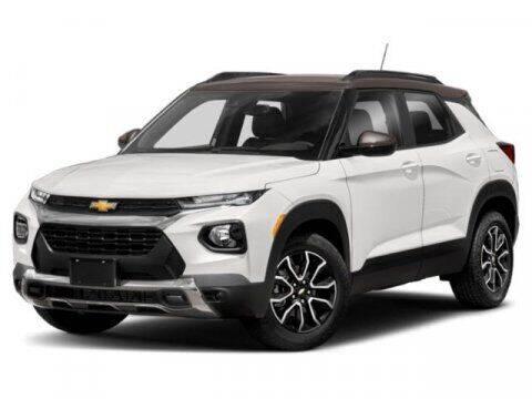2022 Chevrolet TrailBlazer for sale at Jimmys Car Deals at Feldman Chevrolet of Livonia in Livonia MI