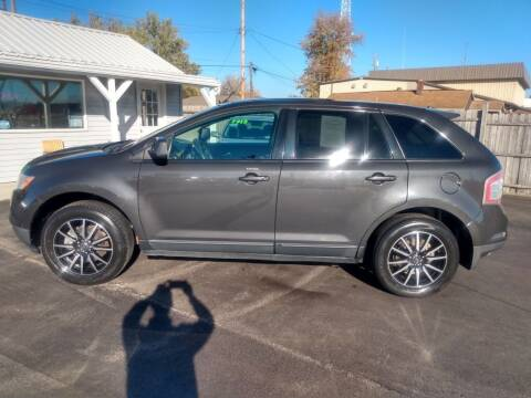2007 Ford Edge for sale at Auto Pro Inc in Fort Wayne IN