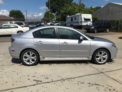 2007 Mazda MAZDA3 for sale at Mike's Auto Sales of Charlotte in Charlotte NC