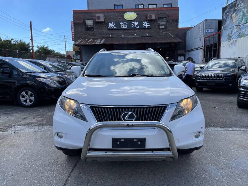 2012 Lexus RX 350 for sale at TJ AUTO in Brooklyn NY