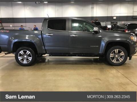2016 Chevrolet Colorado for sale at Sam Leman CDJRF Morton in Morton IL