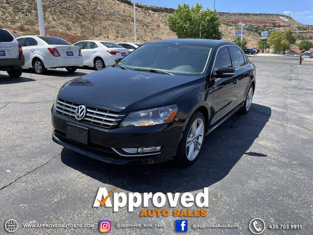 2014 Volkswagen Passat for sale in Saint George, UT