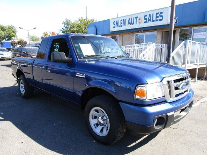 2011 Ford Ranger for sale at Salem Auto Sales in Sacramento CA