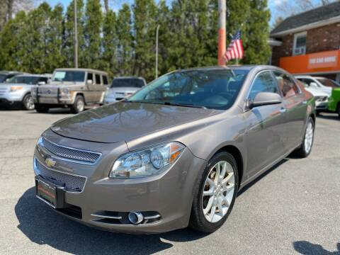 2010 Chevrolet Malibu for sale at Bloomingdale Auto Group in Bloomingdale NJ