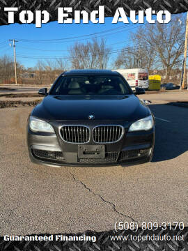 2014 BMW 7 Series for sale at Top End Auto in North Atteboro MA