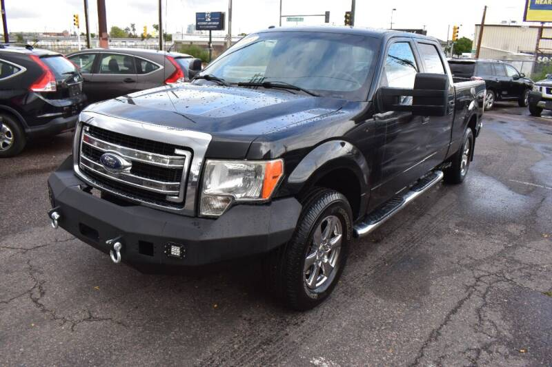 2013 Ford F-150 for sale at Good Deal Auto Sales LLC in Denver CO