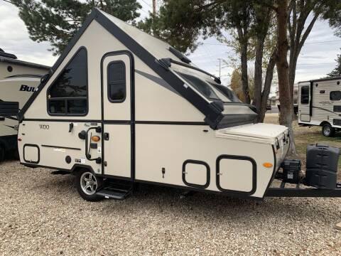 2018 Forest River Rockwood Hard Side Pop-Up Camp