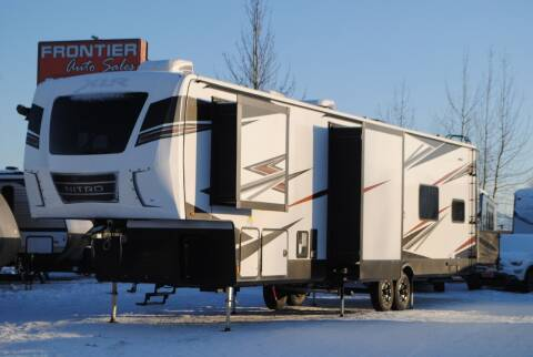 2021 XLR XLF35DK5 for sale at Frontier Auto & RV Sales in Anchorage AK