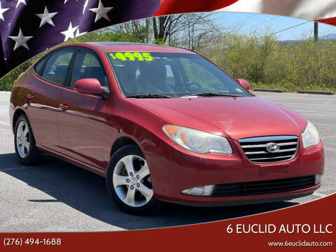 2009 Hyundai Elantra for sale at 6 Euclid Auto LLC in Bristol VA