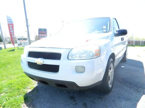 2006 Chevrolet Uplander for sale at Auto House Of Fort Wayne in Fort Wayne IN