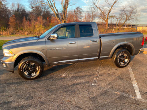 2012 RAM Ram Pickup 1500 for sale at Rick's R & R Wholesale, LLC in Lancaster OH