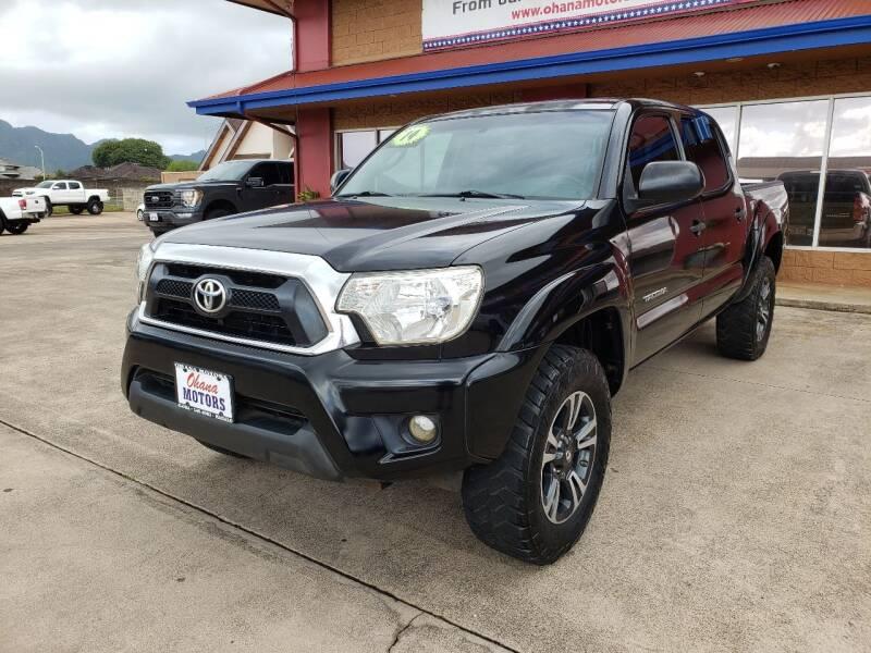2014 Toyota Tacoma for sale at Ohana Motors in Lihue HI