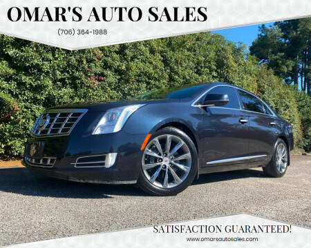 2013 Cadillac XTS for sale at Omar's Auto Sales in Martinez GA