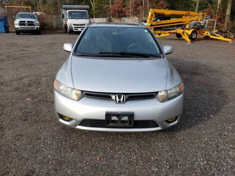 2006 Honda Civic for sale at 1st Priority Autos in Middleborough MA