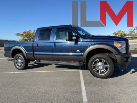 2015 Ford F-250 Super Duty for sale at INDY LUXURY MOTORSPORTS in Fishers IN
