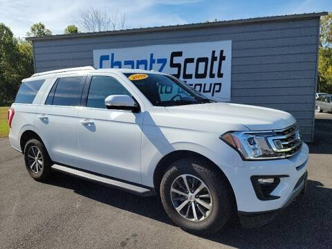 2019 Ford Expedition for sale at Chantz Scott Kia in Kingsport TN