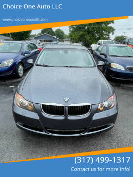2007 BMW 3 Series for sale at Choice One Auto LLC in Beech Grove IN