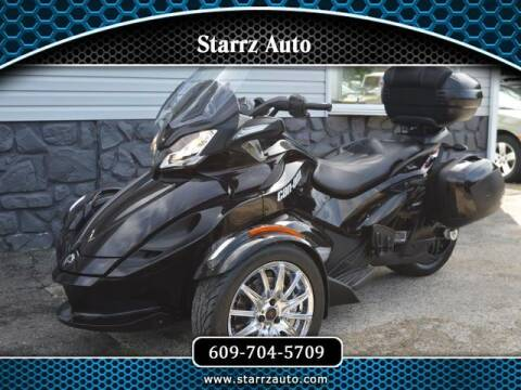 2013 Can-Am Spyder ST/STS/ST Limited