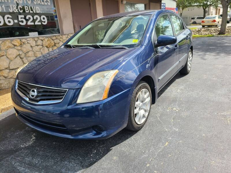 2011 Nissan Sentra for sale at CAR-RIGHT AUTO SALES INC in Naples FL