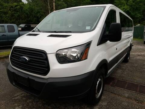 2016 Ford Transit Passenger for sale at AMA Auto Sales LLC in Ringwood NJ