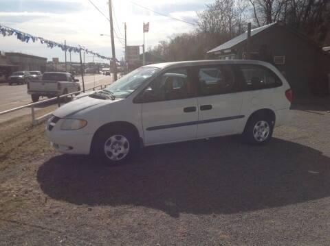 2002 Dodge Grand Caravan for sale at GIB'S AUTO SALES in Tahlequah OK