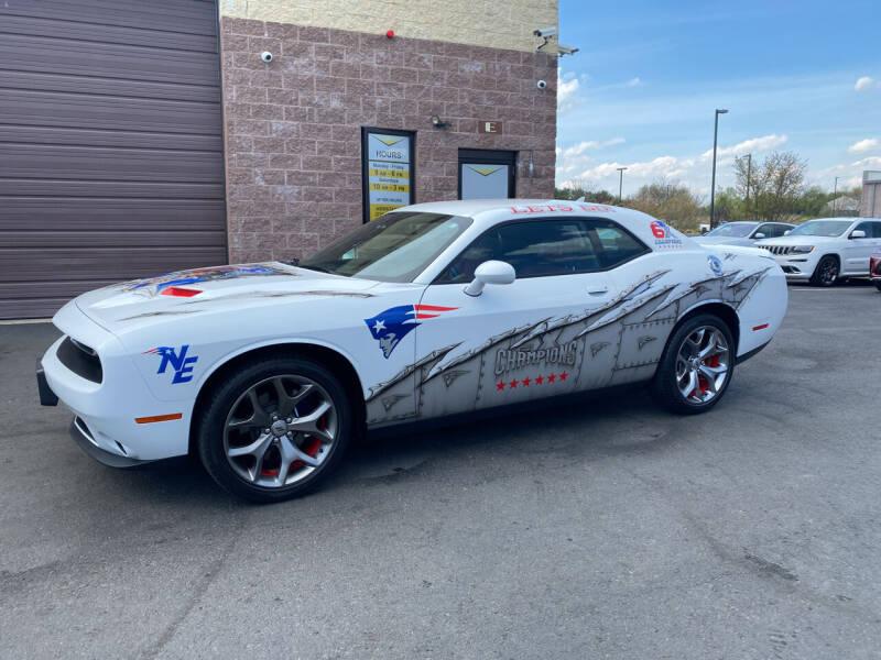 2017 Dodge Challenger for sale at CarNu  Sales in Warminster PA