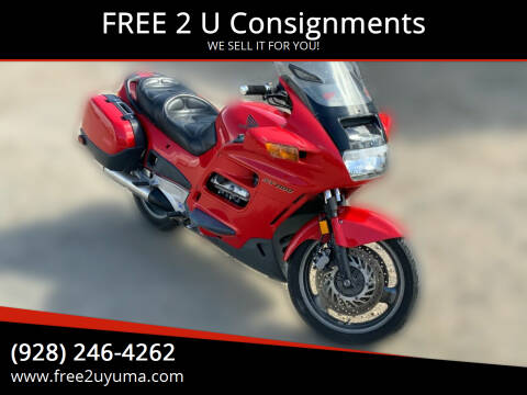1996 Honda ST for sale at FREE 2 U Consignments in Yuma AZ