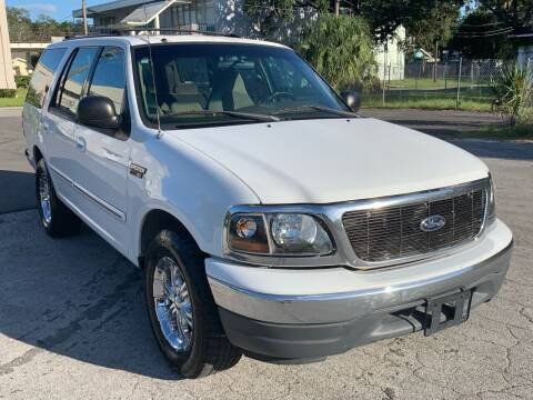 1999 Ford Expedition for sale at Consumer Auto Credit in Tampa FL