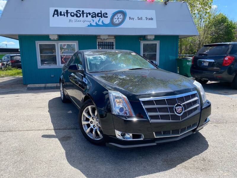 2009 Cadillac CTS for sale at Autostrade in Indianapolis IN