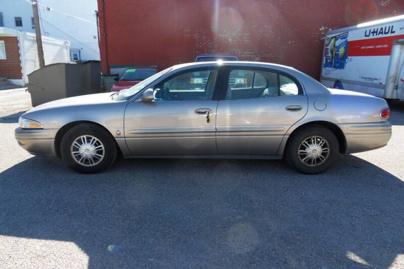 2004 Buick LeSabre for sale at Paris Fisher Auto Sales Inc. in Chadron NE