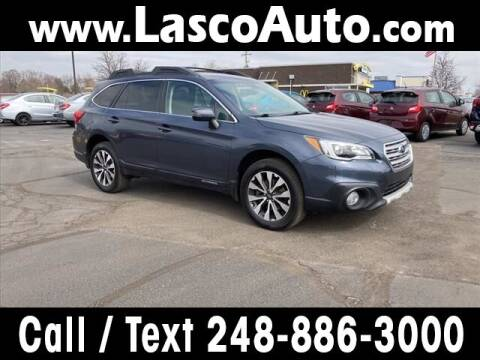 2017 Subaru Outback for sale at Lasco of Waterford in Waterford MI