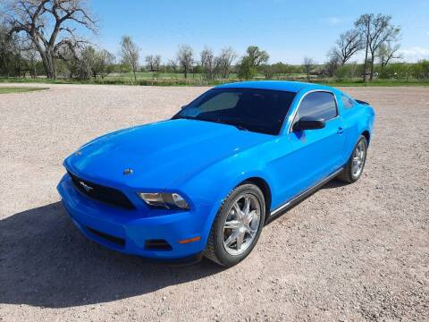 2012 Ford Mustang for sale at Best Car Sales in Rapid City SD