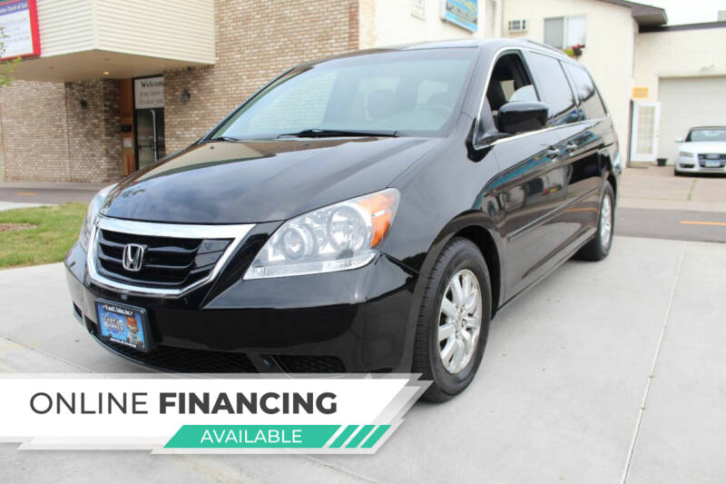 2010 Honda Odyssey for sale at K & L Auto Sales in Saint Paul MN