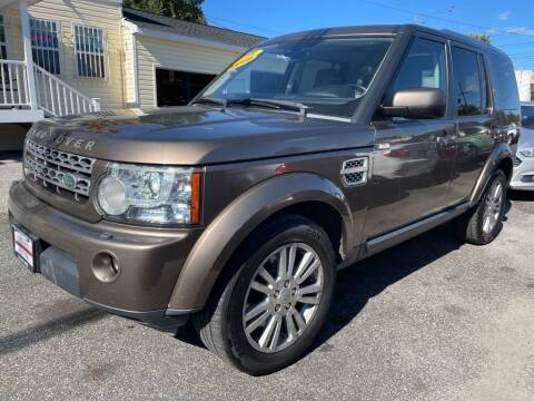 2011 Land Rover LR4 for sale at Alpina Imports in Essex MD