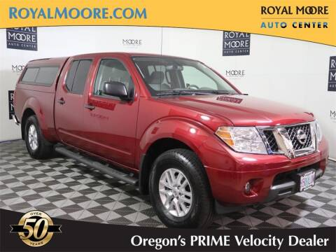 2019 Nissan Frontier for sale at Royal Moore Custom Finance in Hillsboro OR