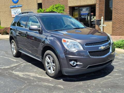 2014 Chevrolet Equinox for sale at Mighty Motors in Adrian MI