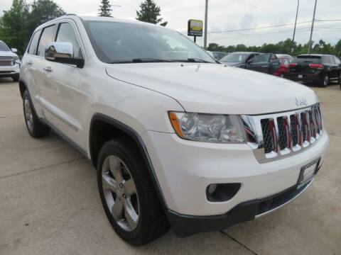 2011 Jeep Grand Cherokee for sale at Import Exchange in Mokena IL