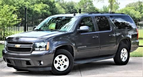 2010 Chevrolet Suburban for sale at Texas Auto Corporation in Houston TX