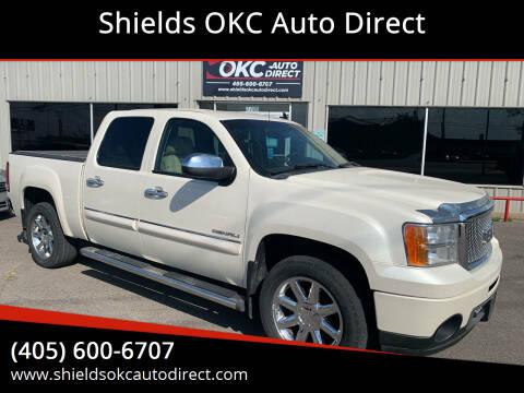 2013 GMC Sierra 1500 for sale at Shields OKC Auto Direct in Oklahoma City OK