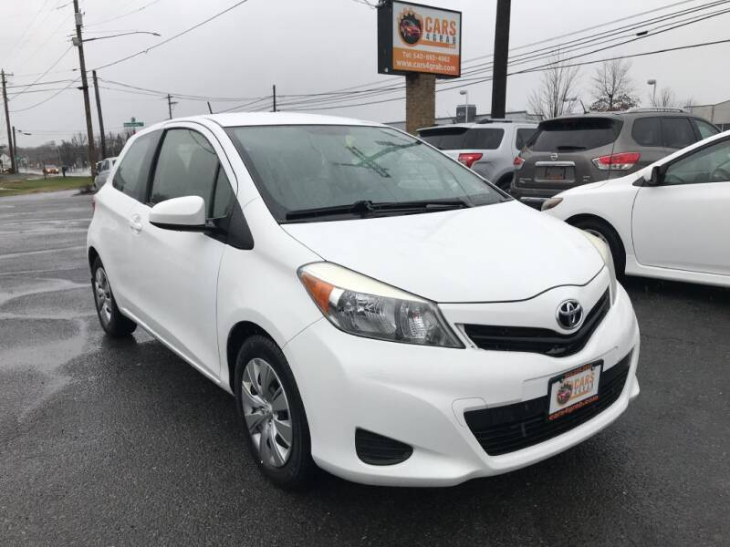 2014 Toyota Yaris for sale at Cars 4 Grab in Winchester VA