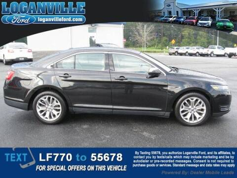 2014 Ford Taurus for sale at Loganville Quick Lane and Tire Center in Loganville GA
