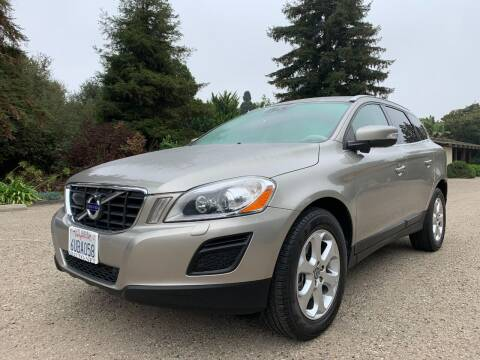 2012 Volvo XC60 for sale at Santa Barbara Auto Connection in Goleta CA